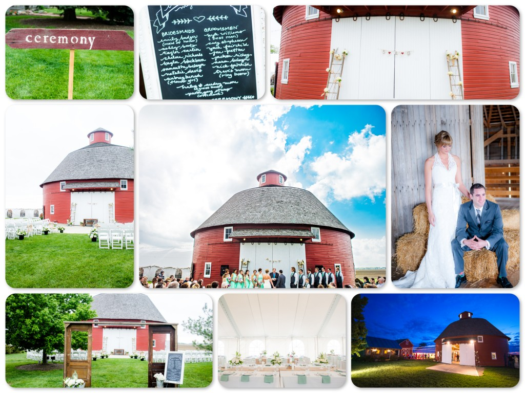 Barn Collage