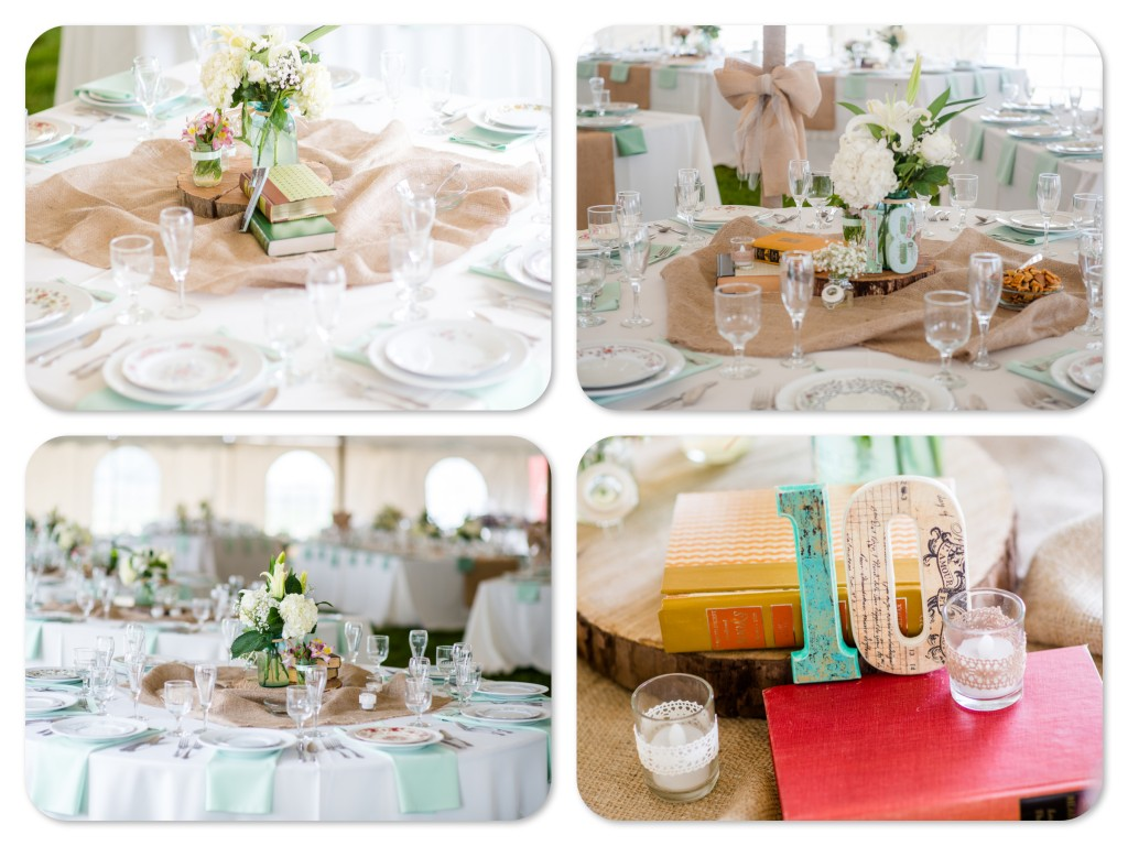 Guest Tables Collage
