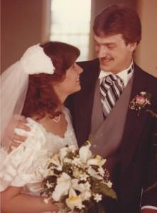 Scott & Kathy Wedding