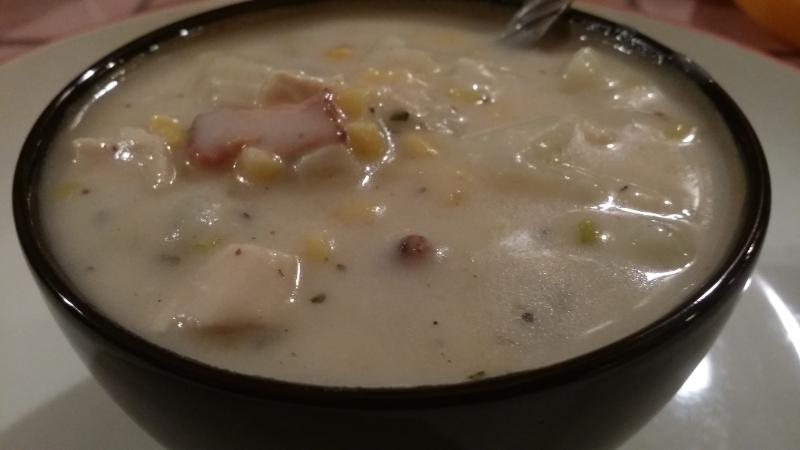 Corn chowder final longview