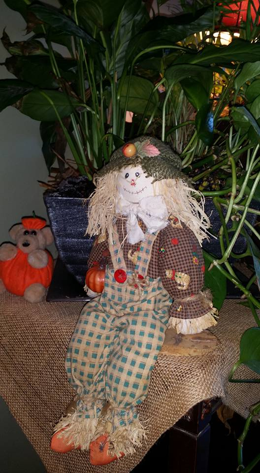 Kitchen scarecrow 2