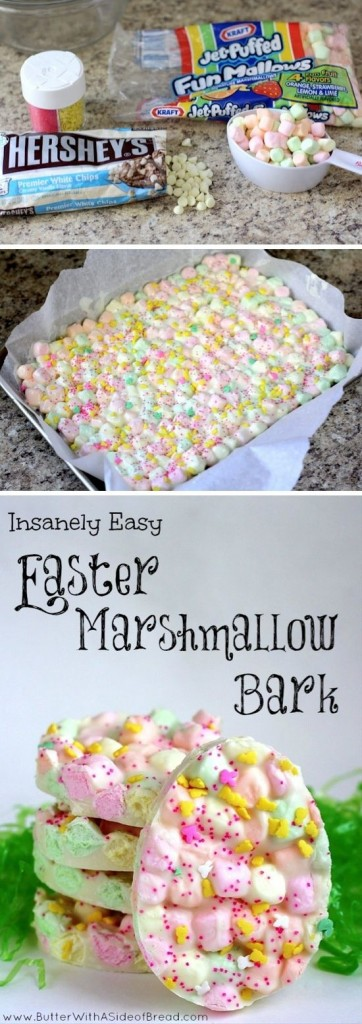 Marshmallow bark